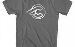 Cinelli T-Shirt Winged Reflective grau