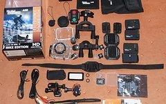 Rollei 5S WiFi HD Actioncam Bike Edition schwarz