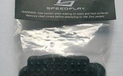 Speedplay Zero Coffeeshop Caps -Neu , Schutzkappen für Rennrad Cleats