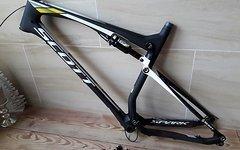 """Scott Spark 600 RC Rahmen 26"""", Carbon, XL, 2250gr."""