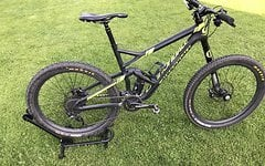 Cannondale Jekyll Carbon Gr. L 2015