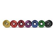Carbocage Kettenblattschrauben - 5mm (4 Stück)  *alle Farben*