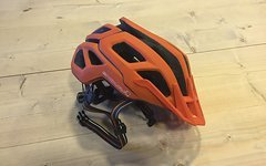 Endura MT500 Helme Orange S/M