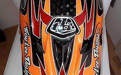 Troy Lee Designs D3 Helm in L