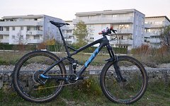 Felt Decree 2 Gr.L Custom Eagle Enduro Trailrakete!