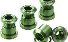 Reverse Components Kettenblattschrauben grün