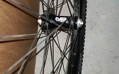Ns-Bikes Vorderrad Top Zustand