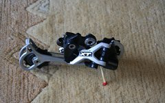 Shimano Deore XT RD-M772 shadow 9-fach SGS