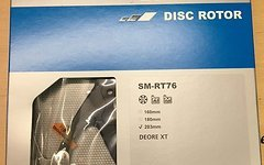 Shimano Bremsscheibe XT SM-RT76 203mm - NEU