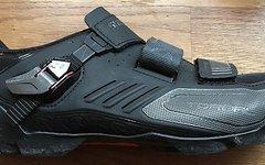 Shimano MTB Schuhe SH-M163 - Neuwertig - nur 1x getragen! Gr. 44-46