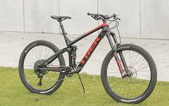 Trek Remedy 9.9 RSL 2017 - Large 19,5 NEUTEILE!