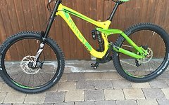 Ghost DH7 2015