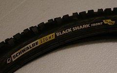 Schwalbe Black Shark light Front 26x2.1 - Retro