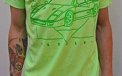 "Neff ""Style Tee"" Shirt Gr. L"