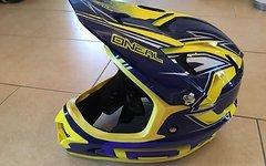 O'Neal Fury DH Helm