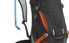 Camelbak LR 15 Rucksack + Trinksystem - Black/LaserCamelBak Orange / NEU