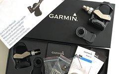 Garmin Vector 2 Wattmess-Pedalsystem [12-15mm] NEU&OVP