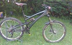 Transition Bikes Transition Covert Carbon CF Größe L