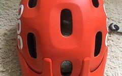 POC Trabec Race XL-XXL 59-62cm Helm Endurohelm
