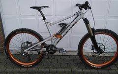 Canyon Torque FRX Downhill Bike Größe L