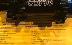 Tune Prince Boost (12x148), HR 32 Loch, Disc 6 Loch