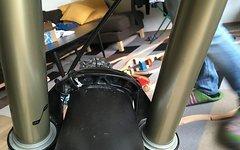 Rock Shox Lyrik R Dual Position Air 160/130mm