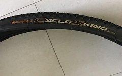 Continental 2x Cyclo X-King Faltreifen 35-622