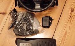 Thrustmaster 360 Modena Force GT Racing Wheel Lenkrad für XBOX