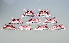 Marzocchi original Aufkleber Sticker Decals