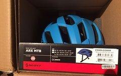 Scott Arx MTB Helm NEU Original verpackt