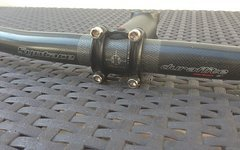 Syntace F99/Duraflite Carbon Set