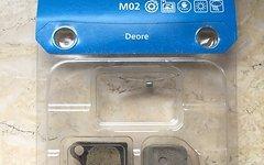 Shimano M02 Bremsbeläge organisch