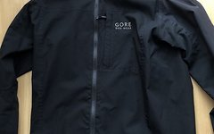 Gore Bike Wear Windstopper Activeshell Radjacke Gr.S