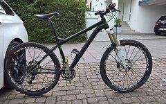 "Transalp Bikes Summitrider X12, 18"", Trail-Hardtail"