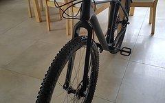 "Carbon MTB 19"", 9,35 kg, Carbongabel, MT4, Sram! AB 699€!!"