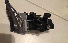 Cannondale F-Si Umwerfer Adapter   mit Umwerfer   KP 350