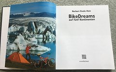 """Eisele Hein, Norbert """"BikeDreams auf fünf Kontinenten"""""""