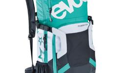 Evoc Fr Enduro Team Women 16L Protektor black-white-green Größe S