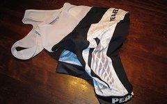Pearl Izumi Bib Elite LTD mercury black M