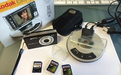 Kodak Kompaktkamera Kodak EasyShare V550