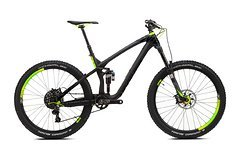 NS Bikes Snabb Carbon 650B Enduro Pro, Abverkauf