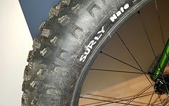 Surly 2x Surly Nate 4.0 120tpi 26 Zoll