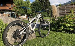 Rocky Mountain Altitude 750 Custom Aufbau M