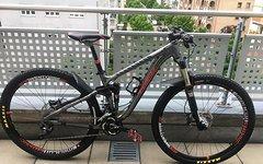 """Trek Fuel EX 8 29"""" 2014 15,5"""" (XS-S)"""