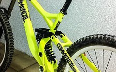 Commencal Supreme DH V3 Comp 2015_Tausch