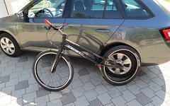 Crewkerz Trialbike Crewkerz Cleep II 26""