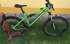 Liteville 301 MK12 160mm Gr. L Komplettbike
