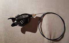 SRAM X01 DH 7-Speed Schalthebel