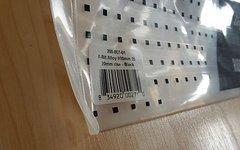 Joystick 8 Bit Alloy/Aluminium 35 mm x 800 mm, 20 mm Rise Lenker