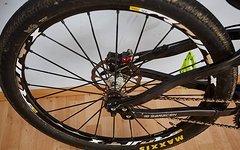 Saracen AL Dirtjump Bike Muss Raus